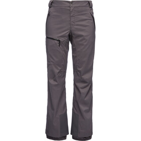 Black Diamond Boundary Line Shell Pants Men, anthracite